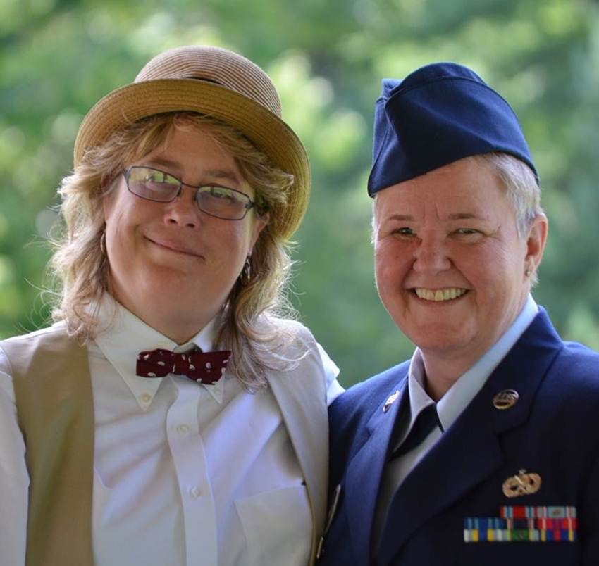 Spouses of LGBT Veterans