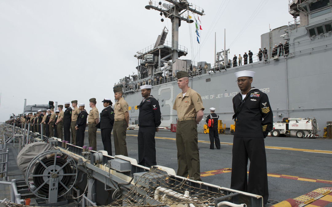 Navy & Marine Corps Raise Level of Authority Required To Discharge Transgender Sailors & Marines