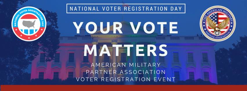 National Voter Registration Day 2015!