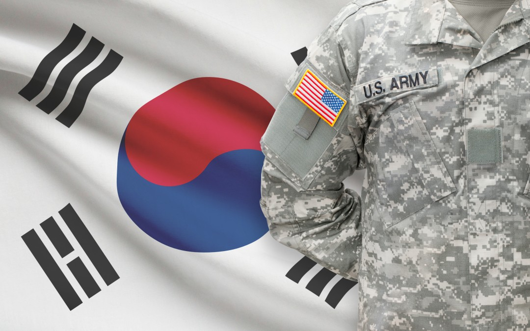 Defense Department Adds South Korea To List of Duty Stations Approved for Same-Sex Military Spouses