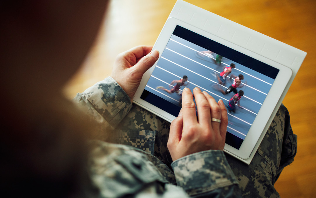 The Military Community Can Stream the #Rio2016 Olympics for Free!