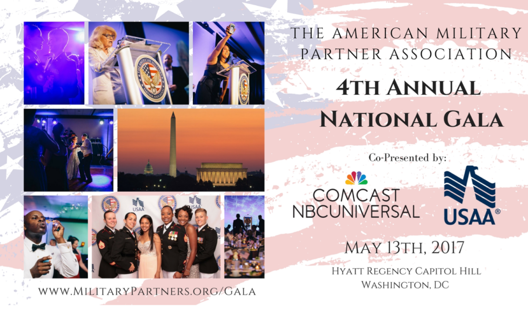 USAA & Comcast NBCUniversal to be Joint Presenting Sponsors of the 4th Annual AMPA National Gala