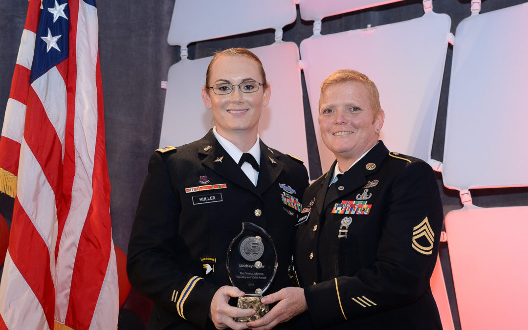 Nominate a Service Member and a Military Spouse to Be Honored at the AMPA National Gala
