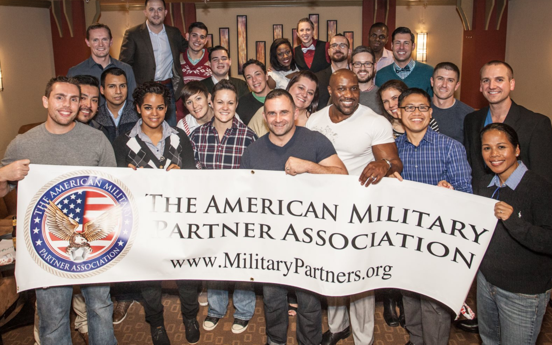 Support AMPA & LGBTQ Military Families Through the Combined Federal Campaign
