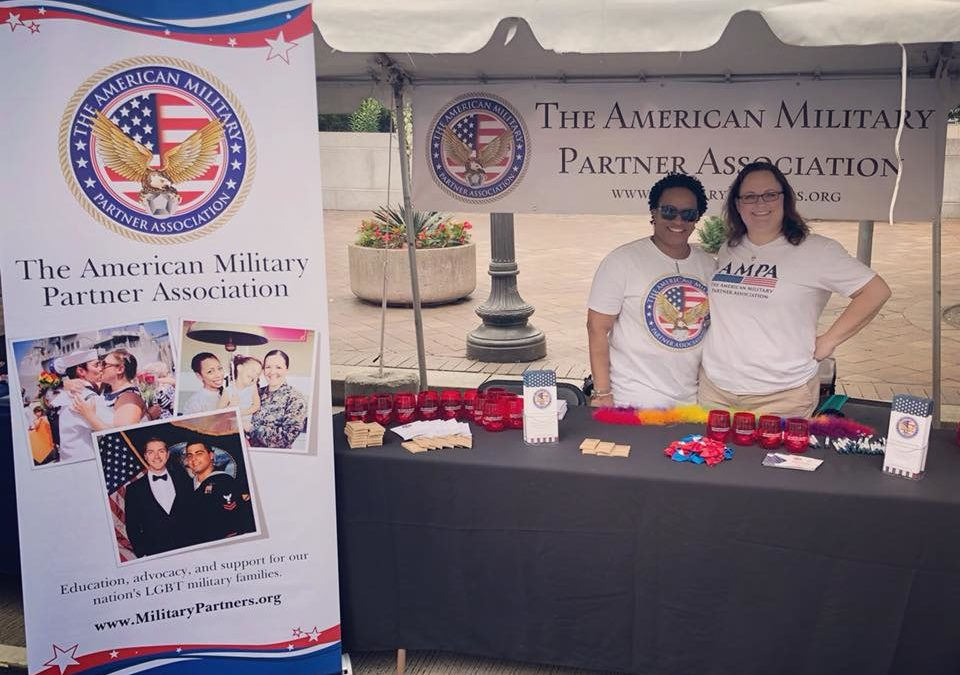 2018 in Review: AMPA's Fight for LGBTQ Military Families
