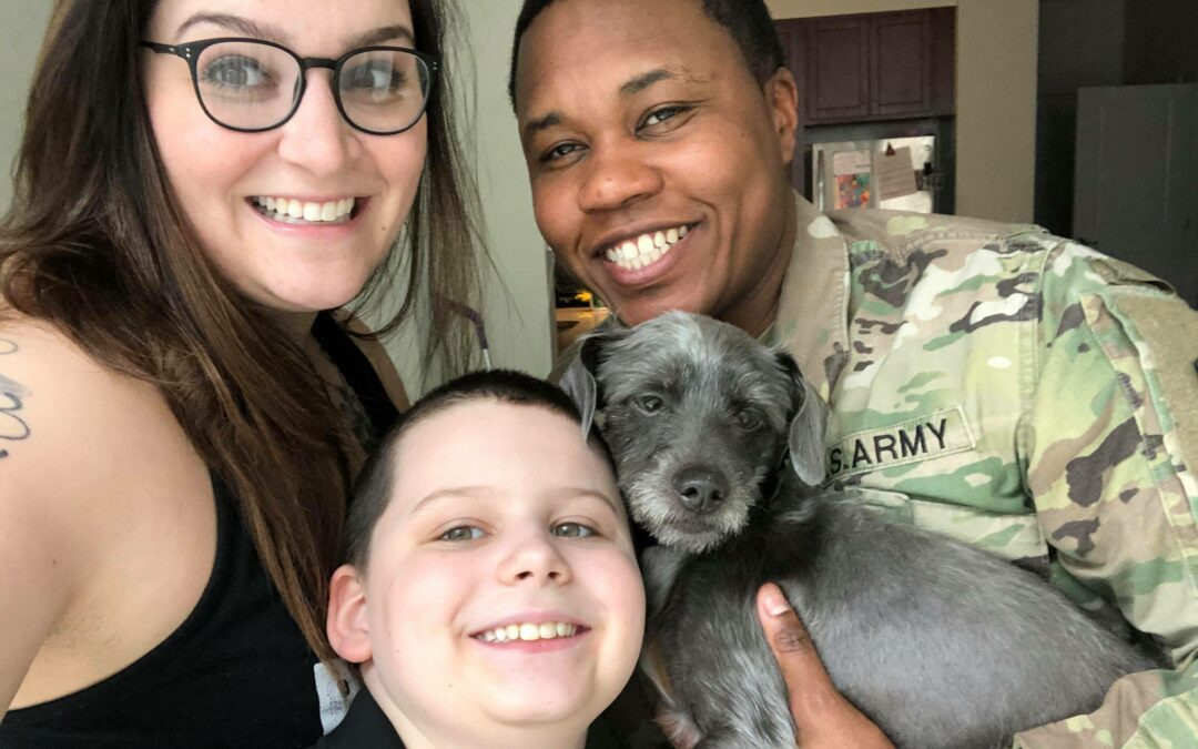 As the Trans Military Ban Goes Into Effect Today, Here's What My Family Needs From You